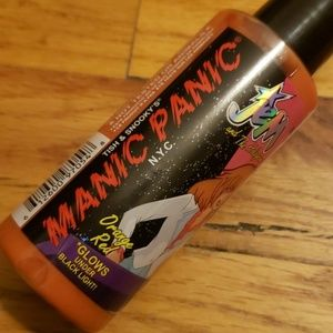 Manic Panic Amplified Semi Permanent Hair Color